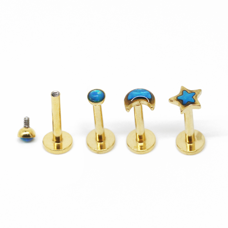 labret jewelry