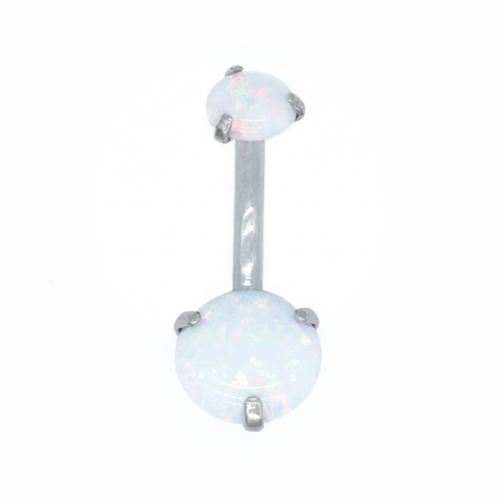 opal belly button